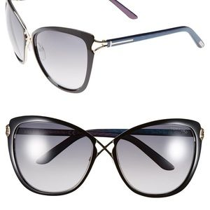 Tom Ford Celia Cat Eye Sunglasses
